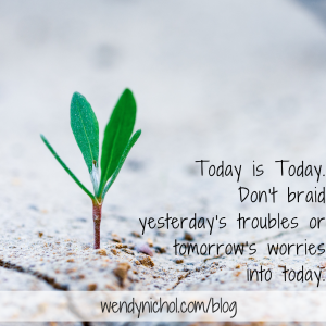 Today is Today
